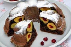 Влюбих се в този страхотен десерт! Бърз, супер вкусен и изумително красив! Опитайте!