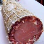 Зашеметяващ сушен домашен колбас по традиционна италианска рецепта