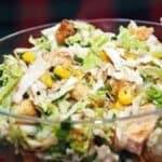 Проста и лесна салата от китайско зеле
