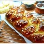 От както открих рецептата за този традиционен гръцки козунак, само него приготвям!
