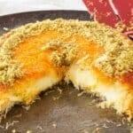 Кралят на турските десерти! Безумно вкусно кюнефе!