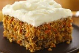 Направете си най-сочната морковена торта! Приготвя се изключително бързо и лесно!
