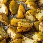Хрупкави картофи със страхотна коричка по гръцка рецепта