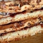 Всяка хапка от тази изумителна торта е удивително вкусново преживяане! Насладете се!