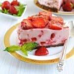 Въздушно ягодово изкушение! Страхотен десерт без печене!