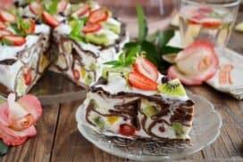 След като открих рецептата за тази фантастична торта, я приготвям при всеки удобен случай!