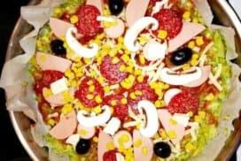 Пицата може да бъде хем здравословна, хем вкусна. Как? Тази рецепта е отговорът!