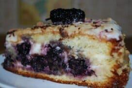 Нежен десерт с един по-нетрадиционен плод. Насладете се на това вкусно предложение!