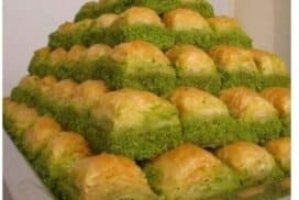Харесвате ли баклава? Пригответе я по тази оригинална турска рецепта!