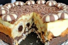 """Така приготвям любимата торта без печене! Всички у дома я наричат """"Торта-Царица""""!"""