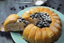 Перфектният десерт от бишкоти и вкусен плодов крем