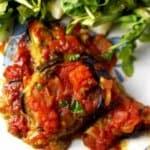 Не си представям летния сезон без това страхотно зеленчуково ястие! Имамбаялдъ по оригинална рецепта от съседна Турция!