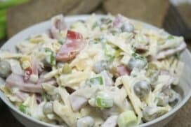 Като руска салата, ама по-така! Едно предложение за ястие, съдържащо цяла гама от вкусове!