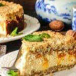 Възхитителен плодов десерт със изумително вкусен пълнеж