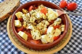 Буюрди- ароматно, свежо, апетитно гювече по гръцка рецепта