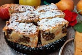 Поглезете се с този сочен и освежаващ десерт с дюли! Фантстично вкусен и лесен за приготвяне!