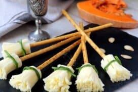 Интересна и лесна рецепта хем за ефектна декорация, хем за вкусна хапка