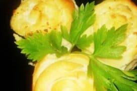 Лека промяна в една традициона рецепта и се получиха тези вкусни солени охлювчета!