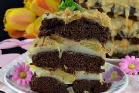 Блаженство за сетивата! Фантастично вкусна постна ананасова торта!