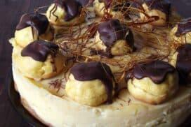 Не десерт, а истинска наслада- божествена еклерова торта!