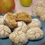 Божествени дребни напукани сладки с фантастична плодова сърцевина