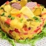 Лесна и вкусна рецепта за страхотна картофена салата