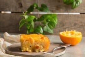 Десерт без аналог! Деликатна портокалова фантазия с кори за баница!
