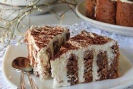 Тази нежна и ефирна вита шоколодова торта просто се топи в устата!