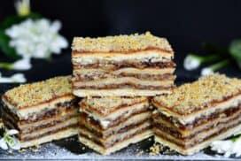 """Насладете се на тази нежна и много вкусна торта """"Грета Гарбо""""! Неустоимо изкушение!"""