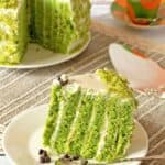 Домашна изумрудена торта с фин портокалов аромат, която ще впечатли вашите гости и роднини