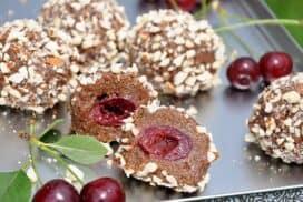 Очарователни малки бомбички с апетитна плодова сърцевина!