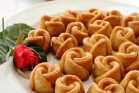 """Всички останаха възхитени от тези невероятни """"Розички""""! Уникално вкусен десерт!"""