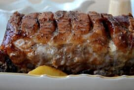 Хитова рецепта: печено свинско, което се топи в устата!