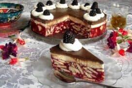Такава вкусна торта не бях правила никога! Блазнеща окото и галеща небцето!