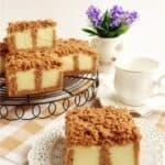 Божествено изкушение от мек блат и нежен крем! Десерт, в който ще се влюбите!