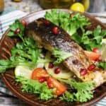 Една много лесна рецепта за хрупкав шаран на фурна!