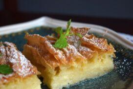 Усвоих тази рецепта за райски десерт при едно пътуване до слънчева Гърция! Опитайте!