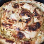 Половинка тесто, няколко картофа, малко сирене и приготвям баница с неповторим вкус!
