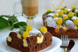 Поразителен десерт! Вкусен, лесен и невероятно ефектен!