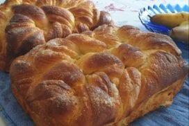 Най-подробната рецепта за козунак на конци, по която винаги приготвям удивително сладко печиво!