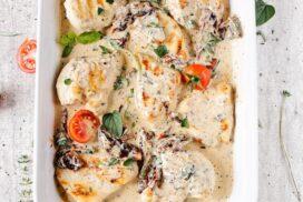 Божествено предложение за крехко пиле от слънчева Тоскана!