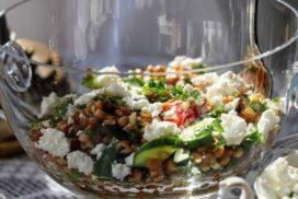Апетитно предложение за лесна и нетрадионна салата