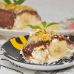 Ефирен десерт с банани без печене! Вкусно угощение за ценители!