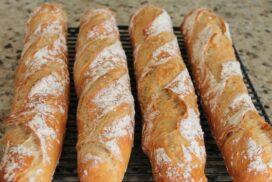 Откакто се научих да правя франзели у дома, не стъпвам в пекарната! По тази рецепта ги правя с хрупкава кора и мека и сочна среда!