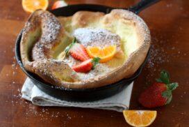 Рецептата за тази финландска палачинка на фурна ще зарадва всички любители на сладкото изкушение, които не искат да прекарат дълго време в готвене!
