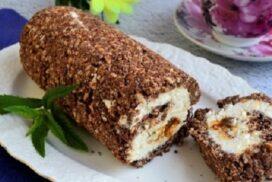 Великолепен десерт без печене, за чието приготвяне не е необходимо да притежавате професионални кулинарни умения!