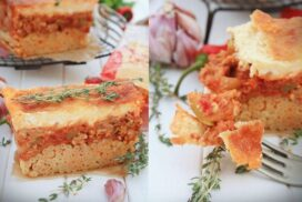 Пастицио или едно вкусно ястие, в което има по нещо любимо за всеки!