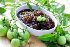 Сладко от зелени домати- вкусно и лесно съкровище в бурканче!