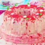 Експресен,  розов, БЕЗ ПЕЧЕНЕ! Десерт, в който няма как да не се влюбите!