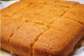 Най-лесният блат за торта без яйца! Готов за 5 минути (плюс време за печене)!
